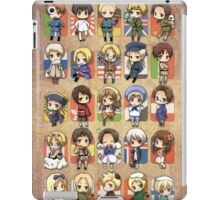 Hetalia Group iPad Case/Skin