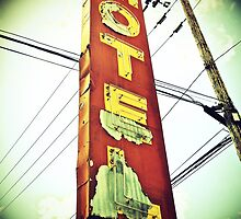 Highway 99 Motel by Justintron