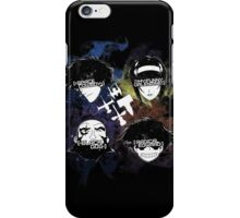 The crew in the stars iPhone Case/Skin