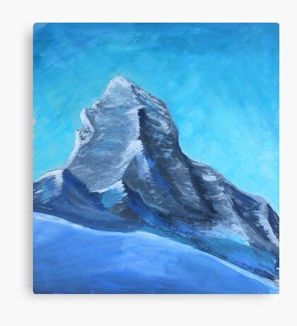 The Majestic Matterhorn Canvas Print