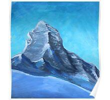 The Majestic Matterhorn Poster