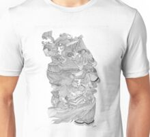 Daydreaming with Ink Unisex T-Shirt