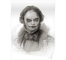 Wordsworth as Joker Poster