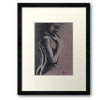 Her Dream - Nudes Gallery Framed Print
