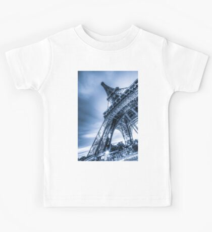Eiffel Tower 4 Kids Tee