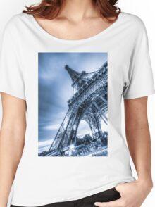 Eiffel Tower 4 Women's Relaxed Fit T-Shirt