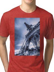 Eiffel Tower 4 Tri-blend T-Shirt