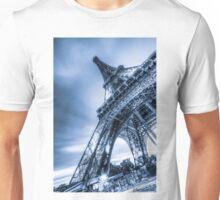 Eiffel Tower 4 Unisex T-Shirt