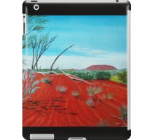 From a Distance, Australia iPad Case/Skin
