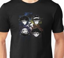 The crew in the stars Unisex T-Shirt