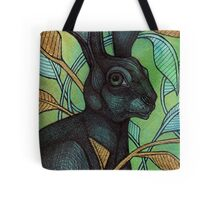 The Hidden Hare Tote Bag