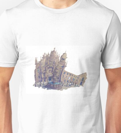 Monasterio Celanova Unisex T-Shirt