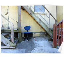 Office Chair Poster