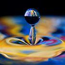 Water Drops by Alan McMorris