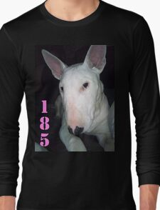 MILEY THE BULL TERRIER Long Sleeve T-Shirt