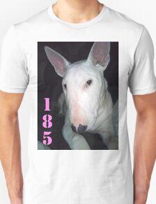 MILEY THE BULL TERRIER Unisex T-Shirt