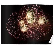 Joyful Fireworks! Poster