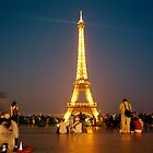 Paris and The Tour by gusphotog