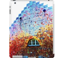 Scary Crying House - Unique Photography  iPad Case/Skin