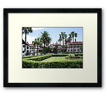 Ponce De Leon Hotel Framed Print