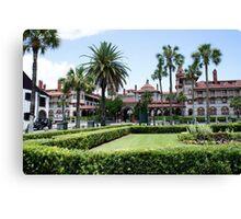 Ponce De Leon Hotel Canvas Print