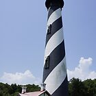 St. Augustine Lighthouse by Laurie Perry