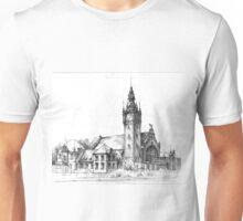 Gdansk Railway Station Unisex T-Shirt