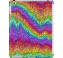 Rainbow - Marble -1 iPad Case/Skin