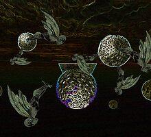 Starlovers by gnarlyart