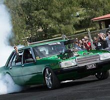 TUFFZL Motorfest Burnout by VORKAIMAGERY
