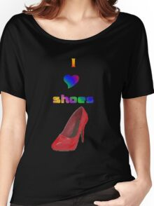I Love Shoes Women's Relaxed Fit T-Shirt