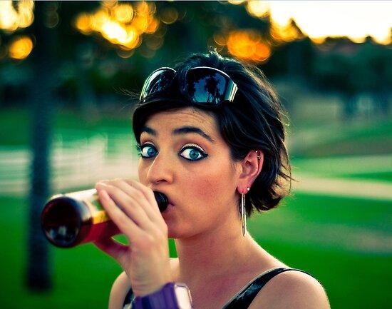 Park Drinkin' by Brent Disney