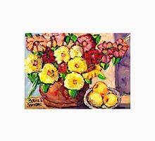 YELLOW FLOWERS WITH PEARS BEAUTIFUL AND ORIGINAL FLORAL  T-Shirt