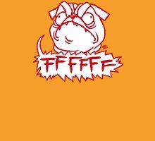 Mad Dogs: FFFFFF Pug Unisex T-Shirt