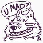 Mad Dogs: U MAD? Shiba - Light Version by katmomma