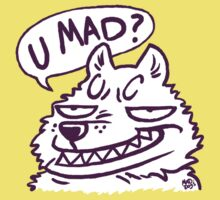 Mad Dogs: U MAD? Shiba - Light Version by katmomma