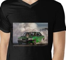 TUFFZL Bairnsdale Dragway Mens V-Neck T-Shirt