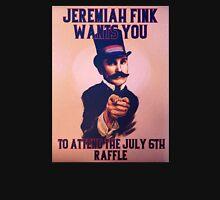 BioShock Infinite – Jeremiah Fink Wants YOU Poster Unisex T-Shirt