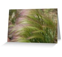 """""""Whispers in the wind"""" Greeting Card"""