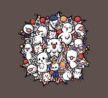 Final Fantasy Moogles - Pom Pom Party Unisex T-Shirt
