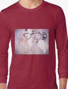 Dead Fish - Urban Art Design Long Sleeve T-Shirt