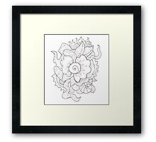 The Miscellaneous Drawer Framed Print