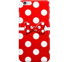 Minnie Red iPhone Case/Skin