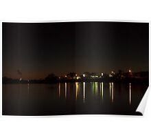 Tweed River Pre-Dawn Poster