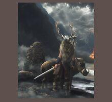 The Swarthy One || Surtr vs Freyr Unisex T-Shirt