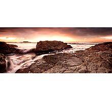 Dawn-Black Head-NSW Mid North Coast Photographic Print