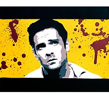 Reservoir Dogs- Mr. Blonde Photographic Print