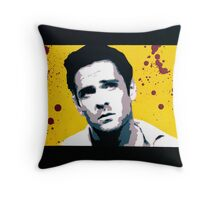 Reservoir Dogs- Mr. Blonde Throw Pillow