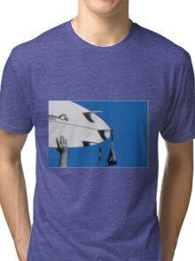 Support the underdOg Tri-blend T-Shirt