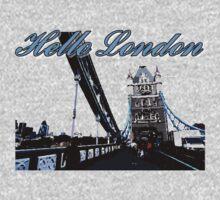 Beautiful London Tower bridge One Piece - Long Sleeve